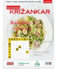 Tematski Križankar - Kuhajmo zdravo